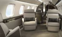 Bombardier lance Nuage, son nouveau fauteuil pour avions d'affaires