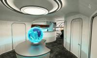 EBACE 2018 : Les gros-porteurs d'Airbus ACJ s'offrent une nouvelle cabine