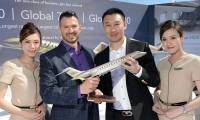EBACE 2018 : HK Bellawings lance le Global 6500 en s'engageant sur 18 Global 6500 et 7500