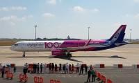 Wizz Air reçoit son 100e Airbus