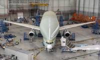L'Airbus Beluga XL achève ses essais de vibration