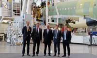 La 8ème FAL d'Airbus dédiée à la famille A320 est pleinement opérationnelle