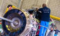 AFI KLM E&M monte en puissance sur le LEAP