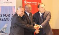 Air Austral et Air Madagascar se rapprochent de Kenya Airways