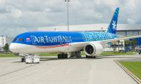 Le premier Boeing 787 d'Air Tahiti Nui fait son roll-out