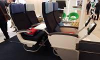 Air France présente le siège économique qui équipera ses A330