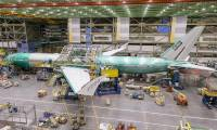 Boeing assemble le fuselage du premier 777X d'essais en vol
