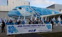 ANA présente son premier Airbus A380