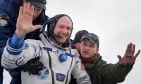 Trois astronautes de l'ISS de retour sur Terre après une mission marquée par des incidents