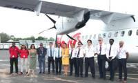 EWA Air renouvelle sa flotte avec l'arrivée de deux ATR 72-600