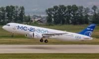 L'avion russe MC-21 sera achevé malgré les sanctions américaines (gouvernement)