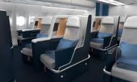 En images : le premier A330-200 d'Air France complètement réaménagé reprend du service