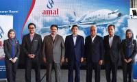 Malaysia a lancé Amal sur les pèlerinages en A380