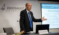L'export tire Dassault Aviation en 2018