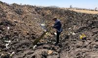 Un Boeing 737 MAX 8 d'Ethiopian Airlines s'écrase au décollage d'Addis-Abeba