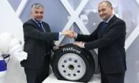 Bourget 2019 : Le pneu aéronautique connecté est déjà une réalité avec Safran et Michelin