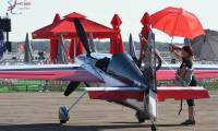 World Aerobatic Championship  2019 : un marathon aérien sous facteur de charge