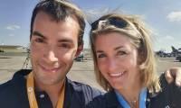 WAC 2019 : Aude Lemordant et Louis Vanel sur la première marche du podium et la France sacrée championne du monde de voltige aérienne par équipe