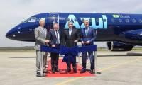 Embraer livre le premier E195-E2 à Azul