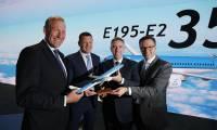 KLM confirme sa commande d'Embraer E195-E2