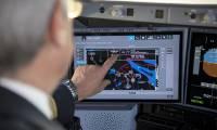 L'Airbus A350 passe au cockpit tactile