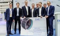 EME Aero est certifié EASA 145 et prêt à entretenir le GTF de Pratt & Whitney