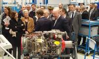 Safran Helicopter Engines en campagne pour le MCO France