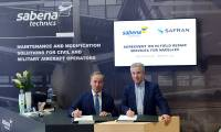 Safran Nacelles joins forces with Sabena technics to increase its