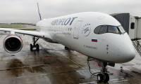 Aeroflot reçoit son premier Airbus A350