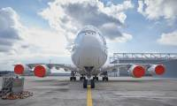 First Airbus A380 to be converted as