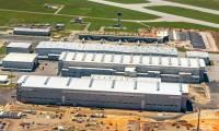 Airbus inaugure sa ligne d'assemblage A220 à Mobile