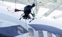 MRO : Visual inspections by drone is now authorized on narrowbody aircraft in Singapore