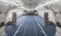 En Images : Hi Fly dévoile son Airbus A380 Preighter