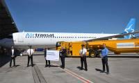 Deux Airbus A321LR livrés à Air Transat avec du carburant durable