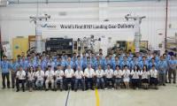 MRO : HAECO a réalisé la première restauration d'un jeu de trains d'atterrissage de 787 au monde
