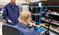 AFI KLM E&M : Les robots arrivent chez EPCOR pour des inspections de maintenance à distance