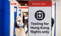 Londres Heathrow met en place des tests pour les vols vers Hong Kong et l'Italie