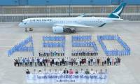 HAECO Xiamen completed its first Airbus A350 C-Check