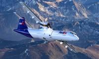 FedEx réceptionne son 1er ATR 72-600F, un nouvel avion conçu spécifiquement pour le cargo