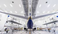 MAAS Aviation opens its new aircraft painting facility in Lithuania