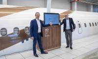 Airbus veut lancer l'ACJ Smart LiFi Monitor avec Latécoère