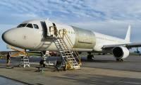 Le premier A321-200PCF arrive chez Vallair en vue de sa livraison finale