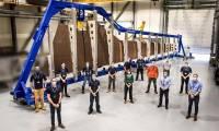 Airbus rend Wing of Tomorrow plus concret avec le début de l'assemblage du premier prototype d'aile