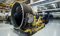 A first GTF engine inducted for overhaul in China