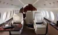 Dassault Aviation dévoile une cabine améliorée pour le Falcon 8X