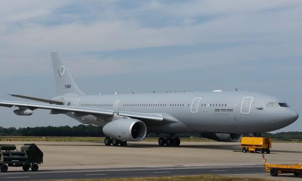 L'OTAN prend un A330 MRTT supplémentaire