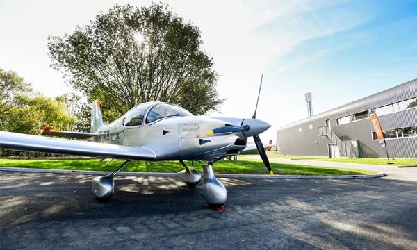 L'Aéroclub de Camargue volera sur Sonaca 200 NG