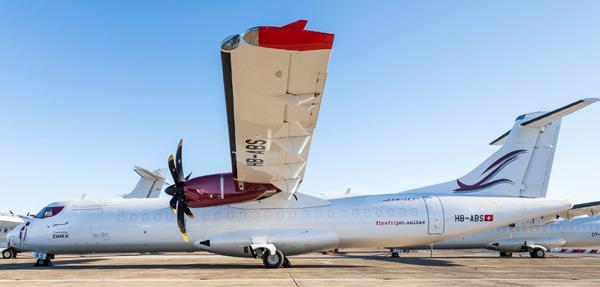 Afrijet acquiert un ATR 72-500 cargo