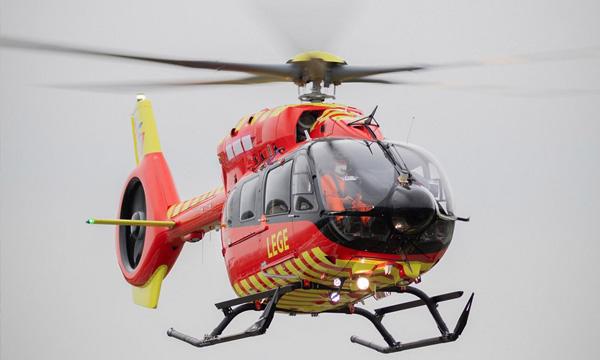 Airbus Helicopters a livré son premier H145 à cinq pales