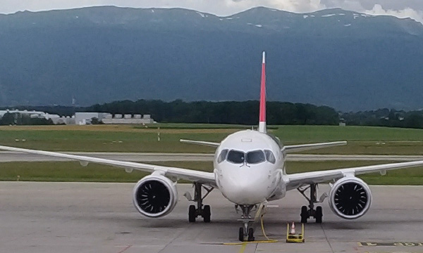 MRO : SWISS et airBaltic parmi les premiers clients de l'offre FHS-C d'Airbus pour les A220